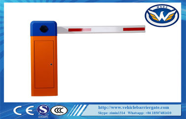 China AC Motor Barrier Gate MX80 Barrier Gate Parking Access Control Barrier Boom Gate factory