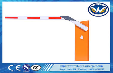 China 10 Million Lifetime Traffic Barrier Gate Adjustable Speed Port For Motorway factory