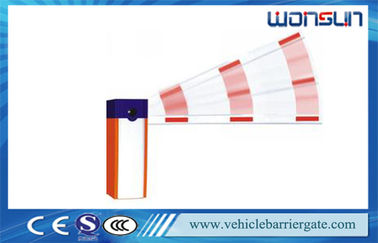 China Intelligent 2 Fencing Arm Automatic Barrier Gate  For Toll System And  Airport factory