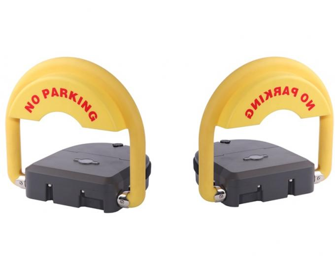 CE Approved car parking space protector , Remote Control Parking Barrier Lock