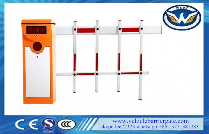 Automatic Moisture Control Fence Barrier Gate Operator For Parking Lots / Garages