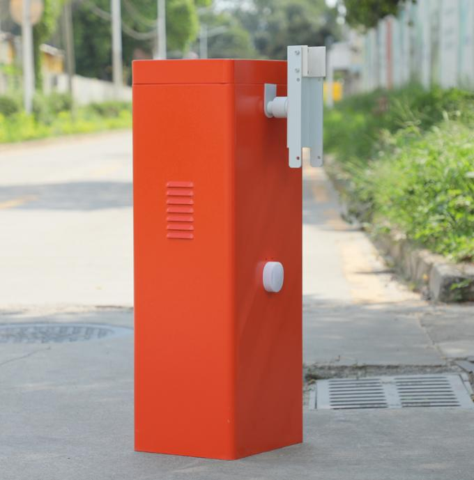1 Sec High Speed Boom Barrier Gate , Automatic Car Park Barrier System Intelligent