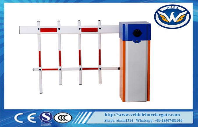 Access Control Automatic Parking Lot Gates Relative Humidity ≥90% WSTP-116